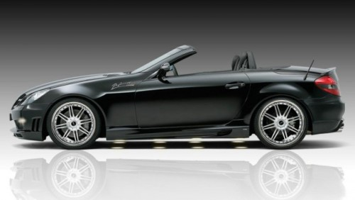 Mercedes SLK Piecha Design23881