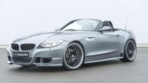 BMW Z4 roadster tunat de Hamann23835