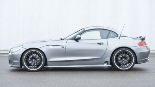 BMW Z4 roadster tunat de Hamann23837