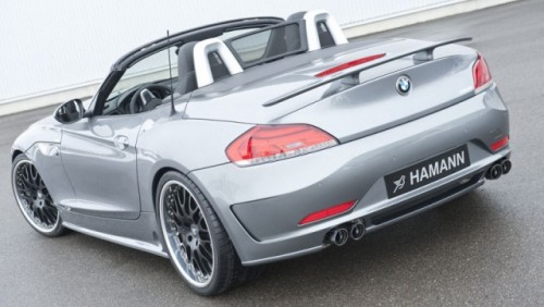 BMW Z4 roadster tunat de Hamann23840