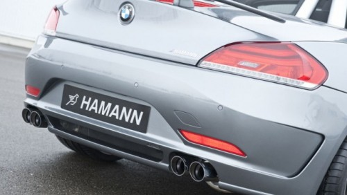 BMW Z4 roadster tunat de Hamann23842