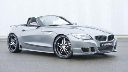 BMW Z4 roadster tunat de Hamann23846