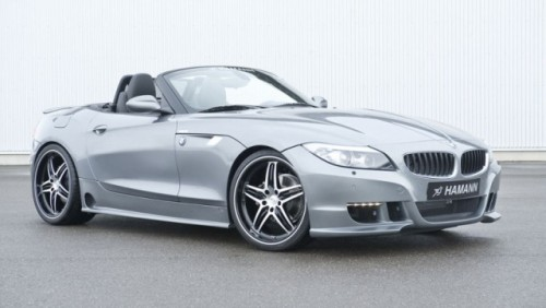 BMW Z4 roadster tunat de Hamann23847