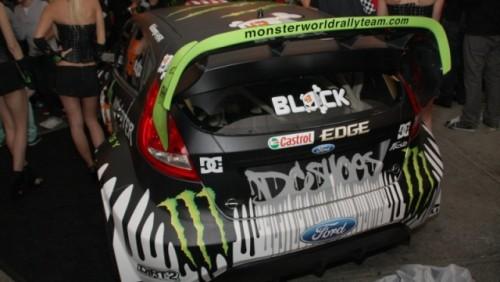 Ken Block si-a prezentat noul Fiesta de 650 CP23820
