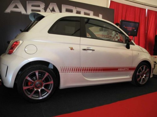 VIDEO: Lansare Abarth Romania23771