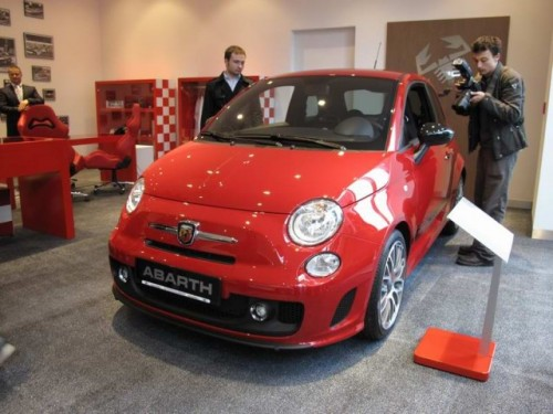 VIDEO: Lansare Abarth Romania23780