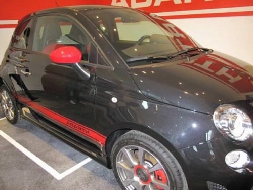 VIDEO: Lansare Abarth Romania23787