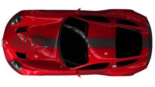 Teaser Zagato Alfa Romeo TZ3 Corsa23760