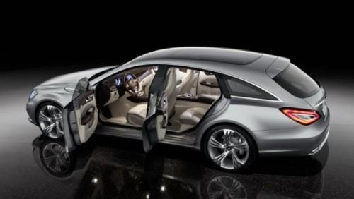 Iata conceptul Mercedes CLS Shooting Brake!23727