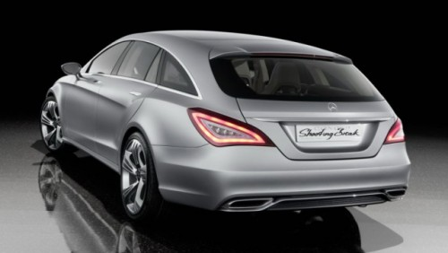 Iata conceptul Mercedes CLS Shooting Brake!23729