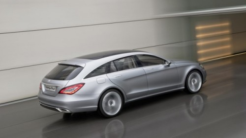 Iata conceptul Mercedes CLS Shooting Brake!23734