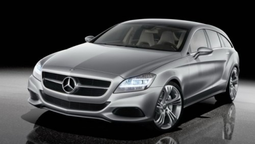 Iata conceptul Mercedes CLS Shooting Brake!23741
