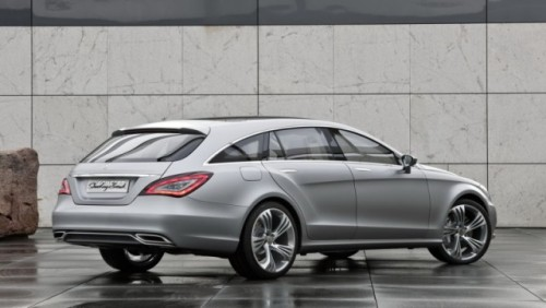 Iata conceptul Mercedes CLS Shooting Brake!23751