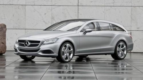 Iata conceptul Mercedes CLS Shooting Brake!23752
