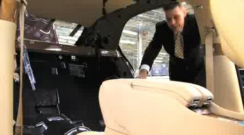 VIDEO: Cum ia nastere Bentley Mulsanne23723