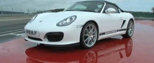 VIDEO: Fifth Gear testeaza Porsche Boxster Spyder23722