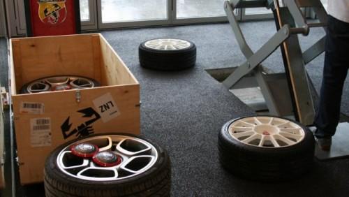 Galerie Foto: Instalarea kit-ului Abarth pe un Fiat 500 Esseesse23680