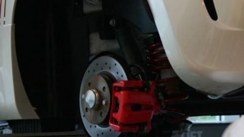 Galerie Foto: Instalarea kit-ului Abarth pe un Fiat 500 Esseesse23681