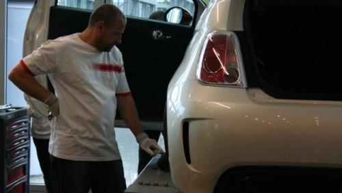 Galerie Foto: Instalarea kit-ului Abarth pe un Fiat 500 Esseesse23690