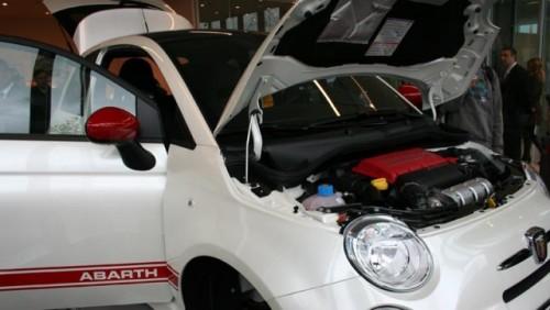 Galerie Foto: Instalarea kit-ului Abarth pe un Fiat 500 Esseesse23692