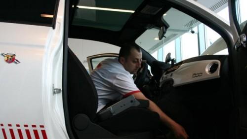 Galerie Foto: Instalarea kit-ului Abarth pe un Fiat 500 Esseesse23697