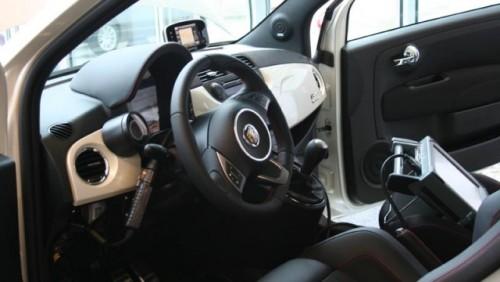 Galerie Foto: Instalarea kit-ului Abarth pe un Fiat 500 Esseesse23708