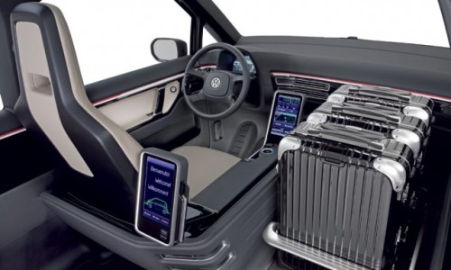 Volkswagen prezinta Milano Taxi23669