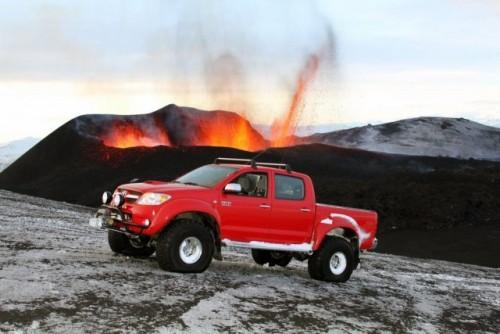 Toyota Hilux si vulcanul din Islanda23662