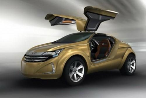 Concepte chinezesti la Salonul Auto de la Beijing23630