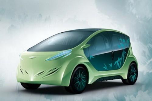Concepte chinezesti la Salonul Auto de la Beijing23637