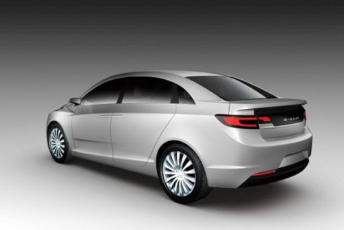 Concepte chinezesti la Salonul Auto de la Beijing23643