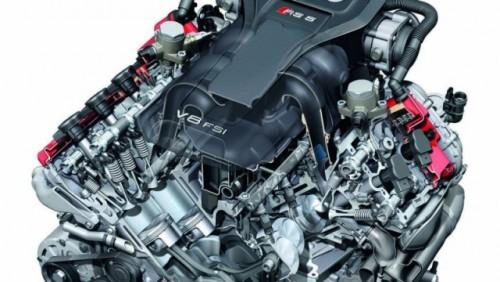 FOTO: 50 de imagini cu noul Audi RS523585