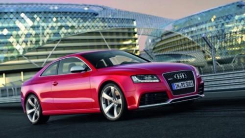 FOTO: 50 de imagini cu noul Audi RS523598