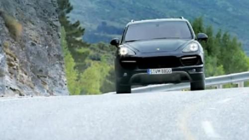 VIDEO: Promo Porsche Cayenne23544