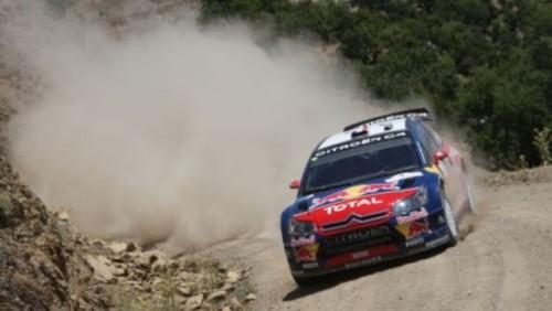 WRC: Sebastien Loeb a castigat Raliul Turciei23535