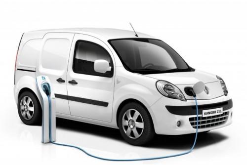 Renault a prezentat versiunea de productie a lui Fluence electric23532
