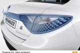 Renault a prezentat versiunea de productie a lui Fluence electric23527