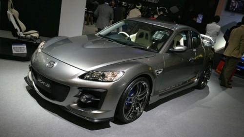 Mazda renunta la RX-823524
