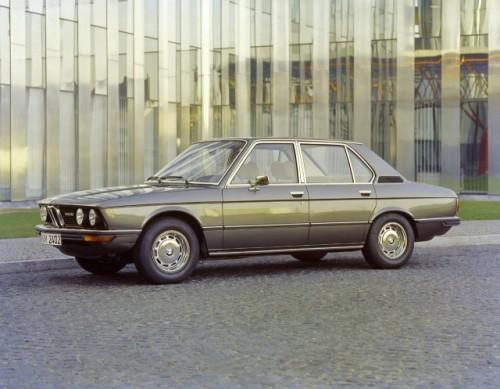 BMW prezinta in imagini istoria lui Seria 523504