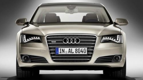 Audi va lansa la Beijing noul Audi A8 L23473