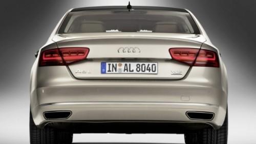 Audi va lansa la Beijing noul Audi A8 L23474