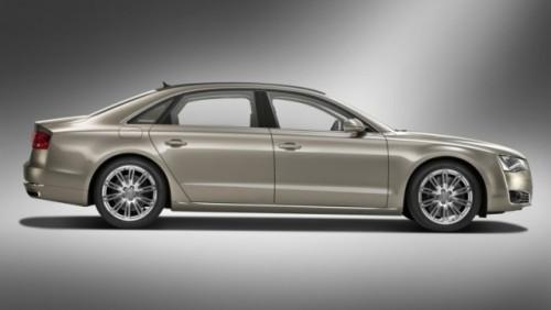Audi va lansa la Beijing noul Audi A8 L23476