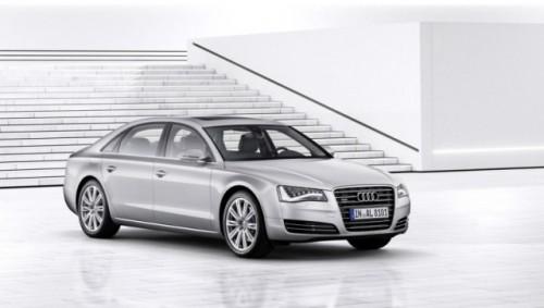 Audi va lansa la Beijing noul Audi A8 L23477