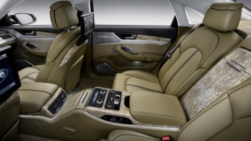 Audi va lansa la Beijing noul Audi A8 L23479