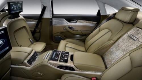 Audi va lansa la Beijing noul Audi A8 L23480