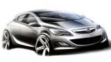 Opel va prezenta Astra GSi la Paris23460