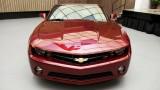 Iata primele imagini cu Chevrolet Camaro Cabrio!23451