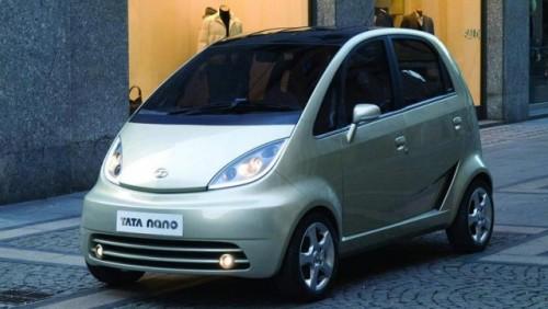 Tata Nano ar putea fi produs in Franta23450