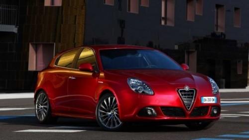Alfa Romeo Giulietta intra pe piata europeana23400