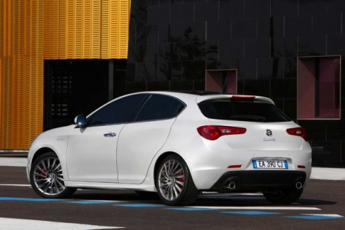 Alfa Romeo Giulietta intra pe piata europeana23404